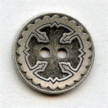 M-2210 Southwestern Metal Button