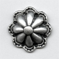 M-302-Metal Fashion Button