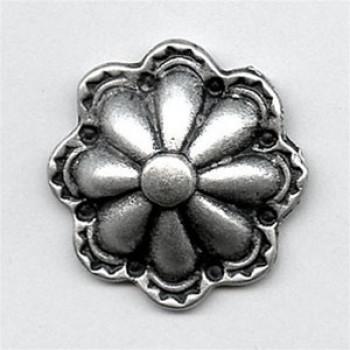 M-302-Metal Fashion Button