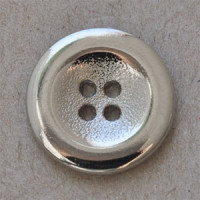 M-3390-Metal Fashion Button