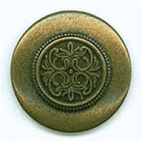M-5093-Metal Fashion Button