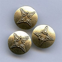 M-7836-Metal Fashion Button