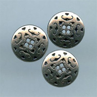 M-7930-Metal Fashion Button