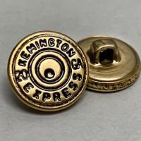 "MTL-20-D Remington Express Antique Gold 5/8"""