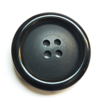 NV-1120-Black Fashion Button