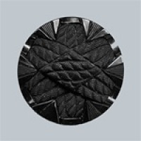 NV-1330-Black Fashion Button