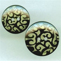 NVL-608 Fashion Button, 2 Sizes