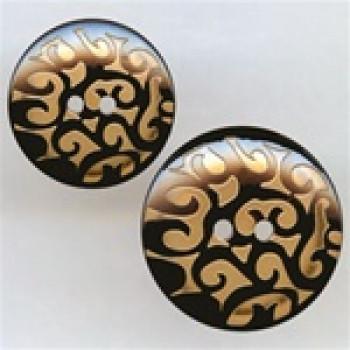 NVL-609 Fashion Button, 2 Sizes