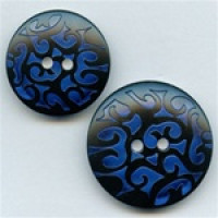 NVL-611 Fashion Button, 2 Sizes