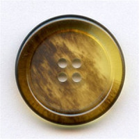 PT-1664-Tortoise Look Button