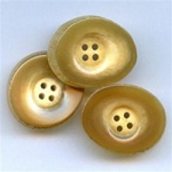 RH-2240 Genuine Horn Button, 4 Sizes