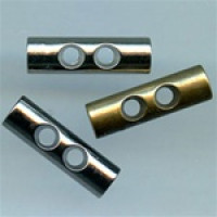 TGM-18097  Metal Toggle - 3 Colors