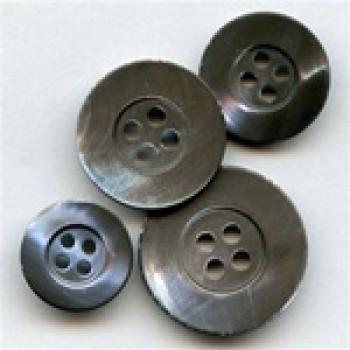 TR-205 Smoke Trocas Shell Button