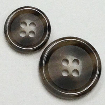 HNX-27-Brown Suit Button - 2 Sizes
