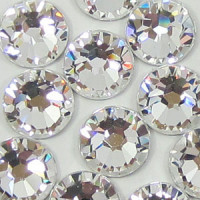 PFR-100 Flat Back Rhinestones (3 Colors) - 3 Sizes