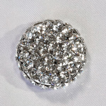 9244-A Swarovski Rhinestone Button (5 Variations)