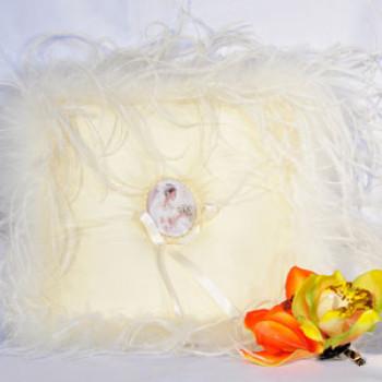 WVP-200 Bridal Pillow 100% Silk