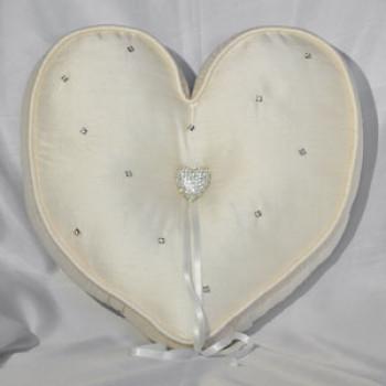 WVP-204 Bridal Pillow 100% Silk