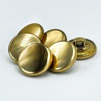 MTL-05G Gold Blazer Button - 2 Sizes 144 Pieces.