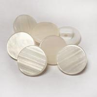P-1219 Invitation Mother of Pearl Blouse Button, Priced Per Dozen