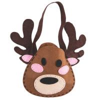 Reindeer Bag Craft Kit