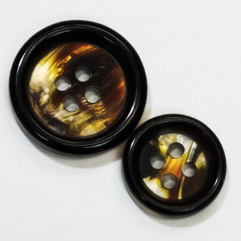 2082 - Tortoise and Black (13/16 inch only)