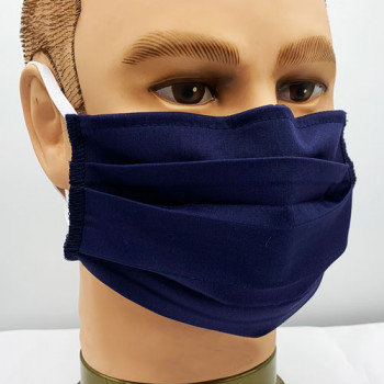 AM-120 Navy Protective Face Mask — Sold per piece or in Packs of 5
