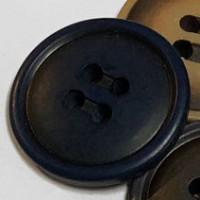 BB-4503-Fashion Button - 2 Sizes, Navy