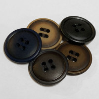 BB-4500-Fashion Button - 2 Sizes, Tan
