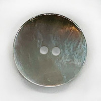 "BLP-36 Smoke MOP Shell Button, 1"""
