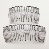 CTM-360  Metal Bridal Comb, 2 Sizes