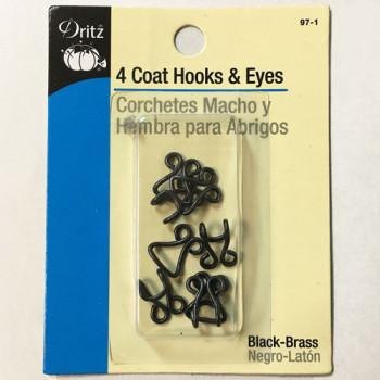 FSN-05 Coat Hook and Eye