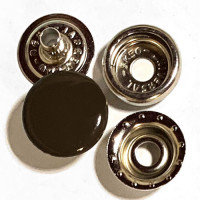FSN-16 - Brown 4-Part Ring Snaps, Priced per Dozen