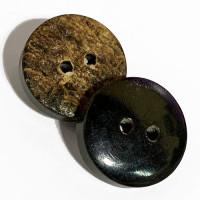 "GH-1071 Genuine Horn Button, 5/8"""