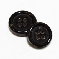 GH-360  Genuine Horn Shirt Button - 10.5mm Only
