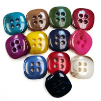 H-9941 Chunky Button - 2 Sizes, 12 Colors