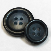 HNX-08  Navy Suit Button, Front Size Only