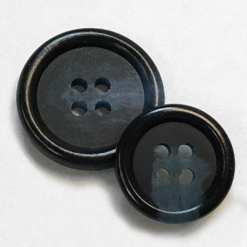 HNX-201-Navy Suit Button - 2 Sizes