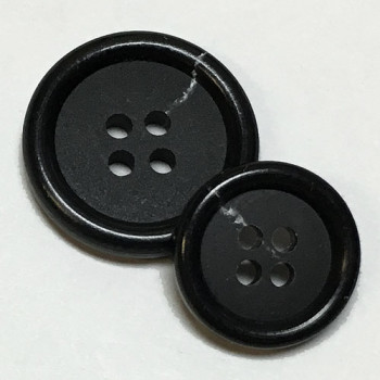 HNX-24-Dark Charcoal Suit and Jacket Button - 3 Sizes