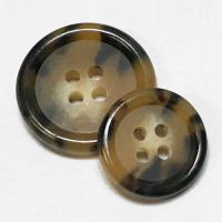 HNX-29-Brown Suit Button - 2 Sizes