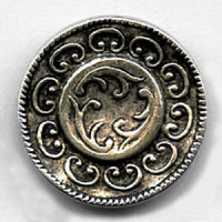 M-0880 Metal Fashion Button
