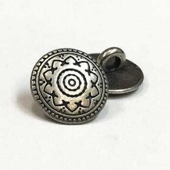 M-1502 - Southwestern Metal Button, 2 Sizes