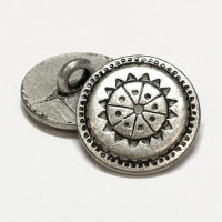 M-1503 - Southwestern Metal Button