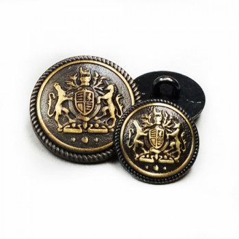 M-1884-Blazer Button, 2 Sizes