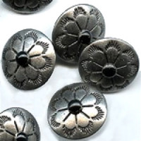 M-277A Concho Look Button