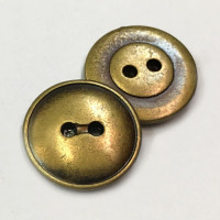 M-3984 - Metal 2-Hole Button
