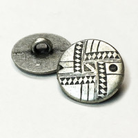 M-5107 Metal Fashion Button