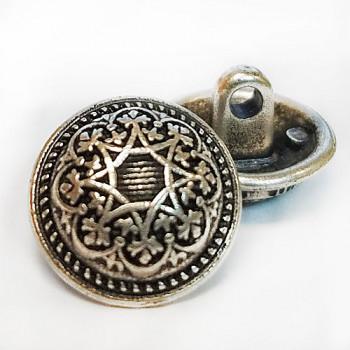 M-5098-Metal Fashion Button