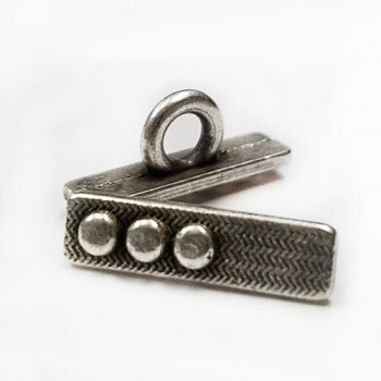 M-7822- Metal Toggle Button