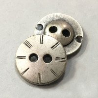 M-7848-Metal Fashion Button